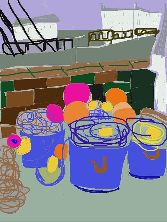 Lobster pots (1)